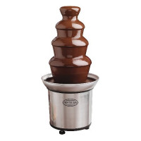 Rent your Chocolate Fountain for your Event at Mauritius